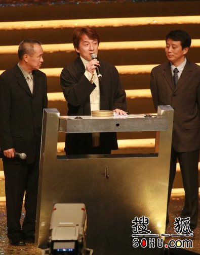 第25届香港金像奖:成龙大哥压轴出场