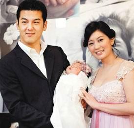贾静雯和老公因怕麻烦 决定取消补办婚宴(图)