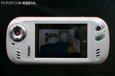 真强!海尔A63手机=苹果ipod+索尼PSP