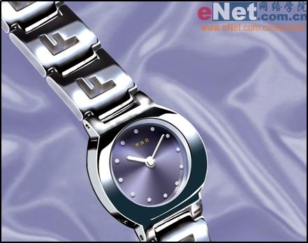 ps手绘手表