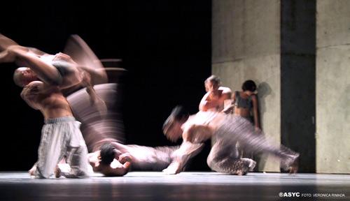 图文:参与演出之阿莱西娅-桑切斯现代舞蹈团