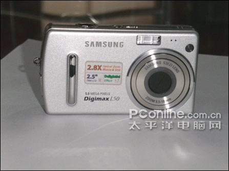三星L50数码相机