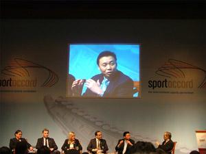 国际体育大会 杨树安:北京奥运筹备今年攻坚