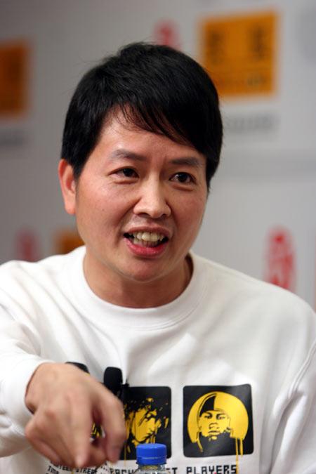 """宋祖德搜狐""""放炮"""":金城武是Gay 张艺谋该死"""