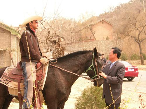 第二届中国马友骑马环官厅 绿色穿越圆满结束