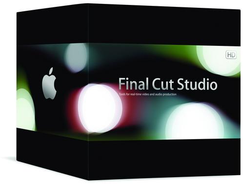 苹果推出Final Cut Studio 5.1 速度快2.5倍