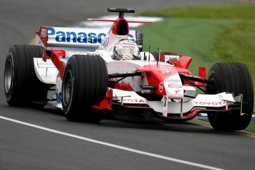 F1测试第三天:夺冠热门同场较量 特鲁利夺魁