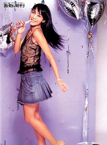 新人层出不穷 香港80年代女星成长报告(组图)