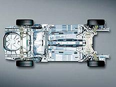 福克斯底盘与VolvoS40车型共享