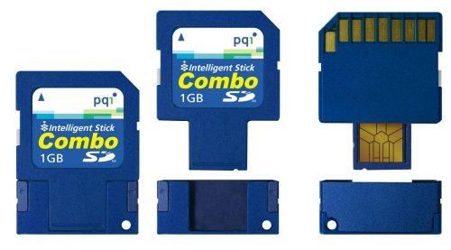 废了读卡器!PQI推出双界面智慧型Combo存储卡