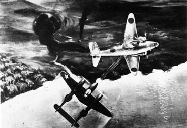 两飞行员争功:山本五十六坠机内幕