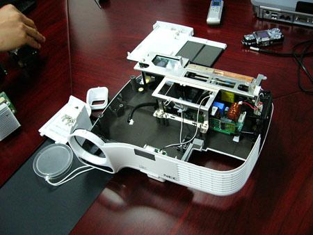 NEC投影机 专业体现在细微处