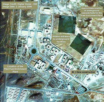 朗秘建大型地下核工厂