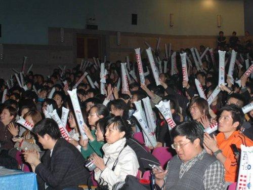唱响青春 感受激情 MAXELL校园组合创意音乐大赛京津初赛落幕
