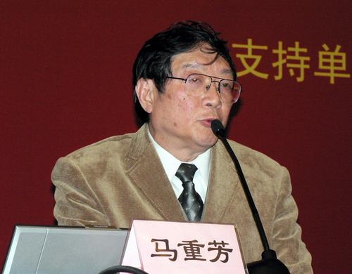 马重芳:新能源技术的发展与市场