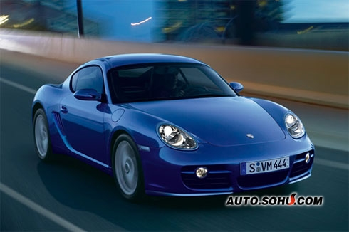 保时捷卡宴S被评为2006世界最佳车型