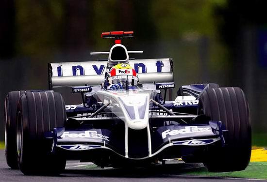 威廉姆斯受益于澳洲退赛 伊莫拉用全新引擎(图)