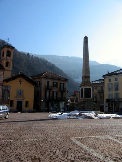 意大利语区:美丽的卢加诺