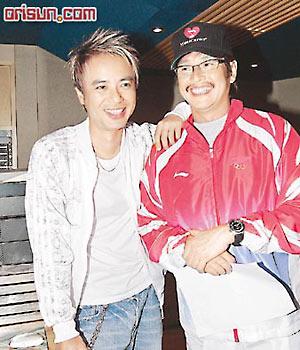 谭咏麟刘德华为奥运录歌 成龙想多唱几句被拒