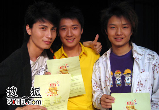 《梦想中国》重庆赛区:三位直接晋级的选手