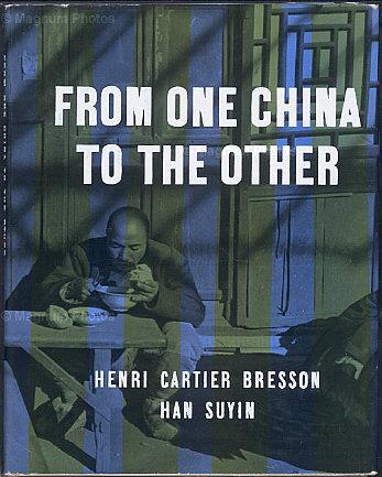 布列松:中国时代剧变中的历史瞬间