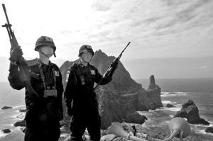 韩日独岛争端会谈22日继续 韩警告日不要耍手段