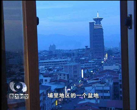 泉灵游台湾:万事俱备只欠东风(图)