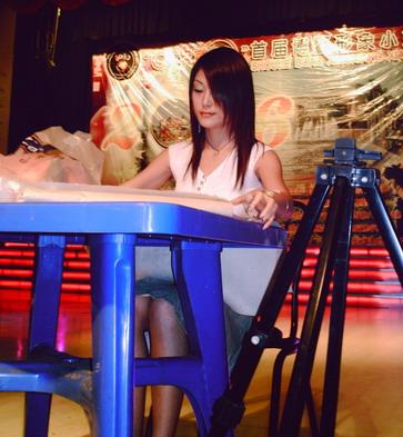 博鳌形象小姐选拔之二