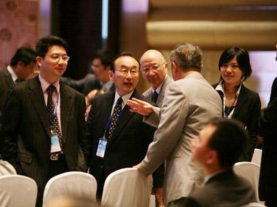博鳌亚洲论坛 2006 年年会开幕式现场(二)