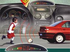 探测能力是倒车雷达主要指标