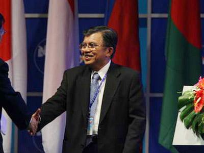 印度尼西亚副总统优素福·卡拉(二)