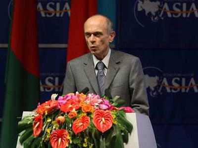 斯洛文尼亚总统德尔诺夫舍克