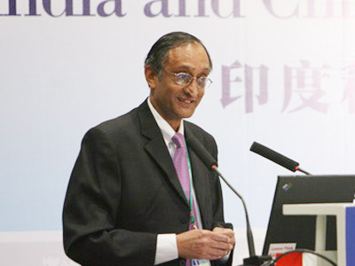 主持人:印度工商联合会秘书长阿米特·密特拉