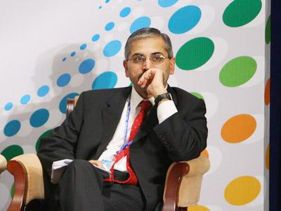 图:印度驻华使馆副馆长Vinay KWATRA