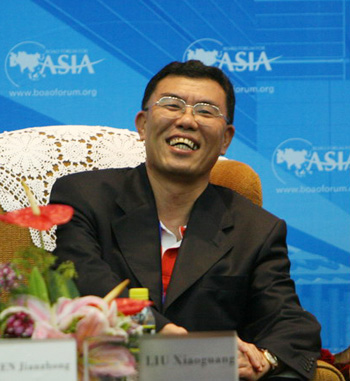 图:首创置业股份有限公司董事长刘晓光
