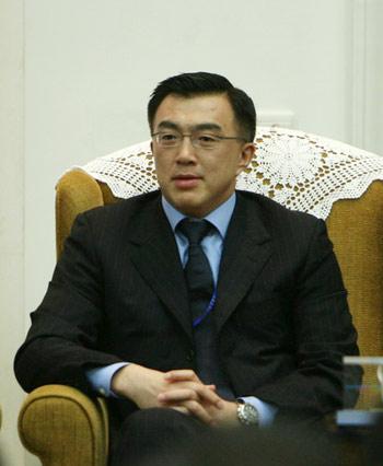 图:美林(亚太)有限公司副总裁 蓬钢