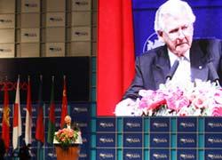 博鳌亚洲论坛,博鳌,博鳌2006,龙永图,博鳌亚洲