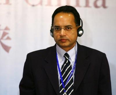阿萨德·贾马尔:中国移动通讯和互联网的连接很重要