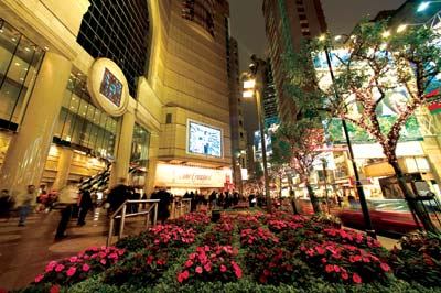 香港时代广场 荟萃优质电器全城购物美食焦点
