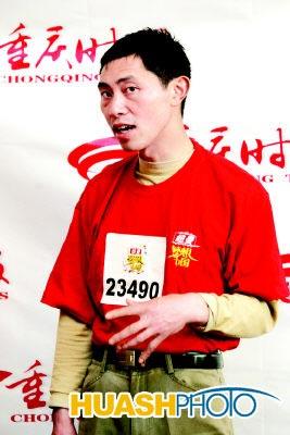 《梦想中国》重庆赛区 晋级选手火热拉票(图)