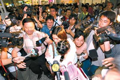 350名所罗门华侨今夜将抵达广州(图)