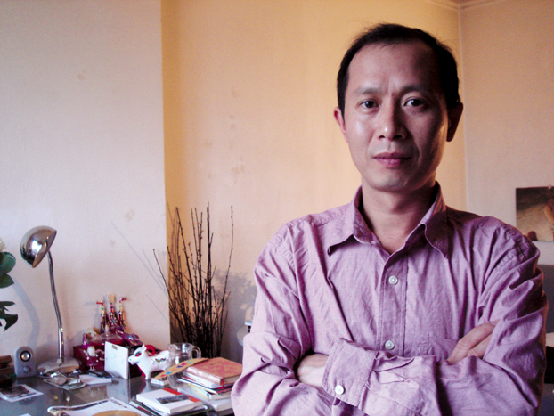 侯瀚如:顶级华裔策展人