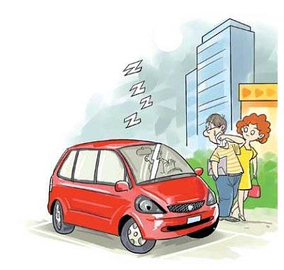 健康保证 10种情形不能开汽车空调