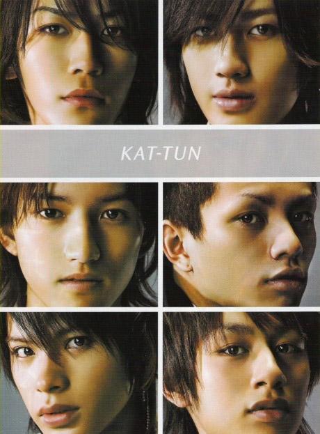 KAT-TUN:《Best of KAT-TUN》封面欣赏