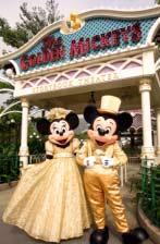 香港迪士尼乐园黄金周米奇米妮新服饰提前看