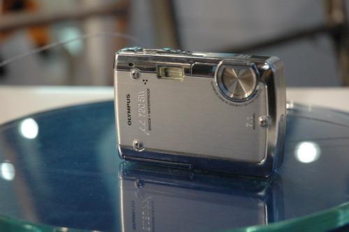 2006年P&E现场报道:奥林巴斯相机新品