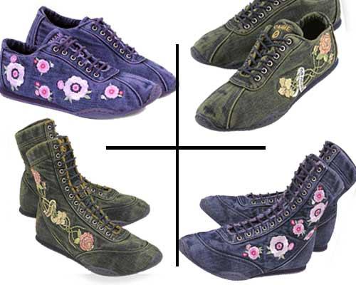 鞋:个性味道 No NAME运动鞋(9款)
