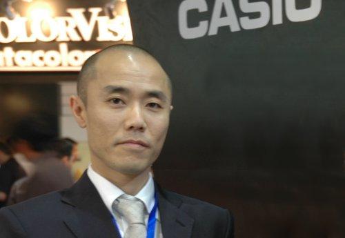 专访卡西欧马场浩司:轻薄型相机才是消费主流