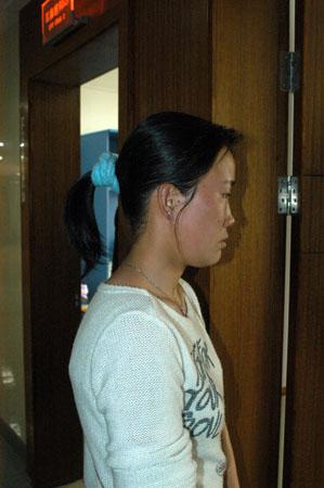 女职工因违规被日籍主管打聋 记者采访被扣留