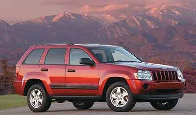 环保先锋吉普2007年生产乙醇燃料车(图)